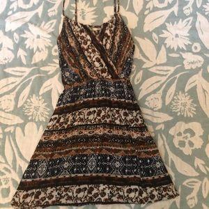 Dina b spaghetti strap dress